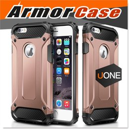 Wholesale Pc Resistance - For Samsung Galaxy S8 Case iPhone 7 7 Plus cover Armor Hybrid Superior Hard PC And Pliable Rubber Drop Resistance Defend Cases cover For LG