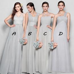 Страна платья невесты шифон длинные платья невесты европейский стиль кружева up обратно на складе синий,светло-фиолетовый,светло-желтый,розовый дешевые от