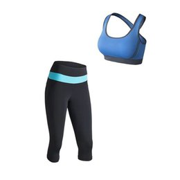 Wholesale Training Suits For Women - Wholesale-newest sports wear for womens yoga sets suits for girls ladies' training suit for gym fitness exercise size s-xl