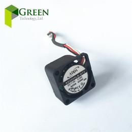 Adda 5v fans online-ADDA 2010 20MM 20 * 20 * 10MM Mini chip Ventilador de enfriamiento 5V 0.08A 0.4W mini laptop bola de ventilador AD2005LB-G73 3PIN