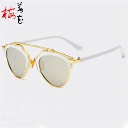Wholesale Top Brand Sunglasses Cheap - Women Sunglasses Brand Designer Fashion Luxury Top Grade women Sun Glasses Oculos De Sol Feminino Cheap fashion fake glasses