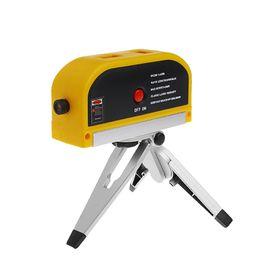 2019 trípode para nivel Nuevo punto de cruz Line Laser Level Leveler Vertical Laser Measurement Tool Tripod rebajas trípode para nivel
