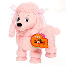 Wholesale Toy Robot Dog Kids - 3 Kinds Electronic Toys Singing Walking Dog Kids Electronic Toys,Color Electronic Pet Robot Dog Toys for Children