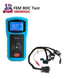 Wholesale Ecu Testing - For BMW FEM BDC Test Platform for FEM BDC Key, KM reset and ECU Gearbox Programming