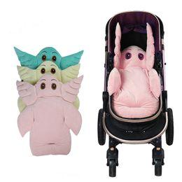 Wholesale Velvet Seat Cushions - Cartoon Shape Pushchair Car Auto Seat Warm Soft Velvet Cushion Seat Padding Shockproof Baby Pram Cushion Stroller Accessories