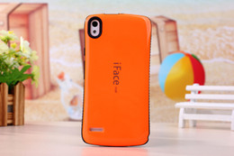 Wholesale Luxury Soaps Wholesale - For Sony Z5 Z4 Z3 iFace Korea Hybrid Soft TPU Case For LG G5 G4 G3 Soap 3D Slim Silicone Rubber Luxury Fashion Colorful Back Case Skin