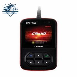 Wholesale hd audi - Lifetime Official website update free truck diagnostic scanner tool Original Launch CR-HD heavy duty code reader Launch CR-HD