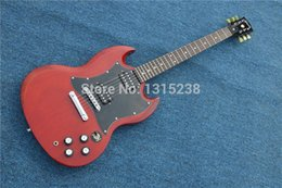 Wholesale Red Wine Stores - New store opening New guitarra electric guitar custom shop OEM wine red open guitarra   guitar China