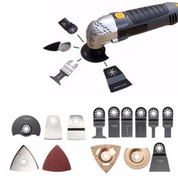 Wholesale Tungsten Steel Price - Best Price 38pcs set Mix Oscillating Tool Saw Blades Accessories For Woodworking Plastic Soft Metal Multimaster Power Tools New