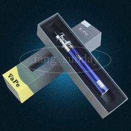 Kits de démarreur de cigarette de la chine en Ligne-E Ecigs Cigarette 2200 mAh Vape Batterie USB Pass À Travers Vaporisateur Stylo Mod 30w TVR 30S Boîte Mod Vaporisateur Starter Kit China Direct