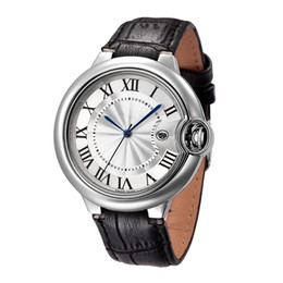 Wholesale Orange Skeleton - 2017Luxury brand Fashion Skeleton Watches men Skull sport quartz watch 2