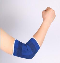 Wholesale Luvas de braço de beisebol juventude ginásio ao ar livre esporte cotovelo suporte cinta de esqui caminhadas braço aquecedores braço da bicicleta suporte de proteção engrenagem