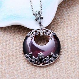 Wholesale Vintage Sterling Silver Garnet - jarry 234 Vintage Chic Silver jewelry wholesale 925 sterling silver jewelry garnet safety button pendant