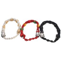 tubos de incógnito Rebajas stash bracelet Stealth Pipe click n vape de incógnito brazalete pipa para fumar tabaco discreto chivato toke