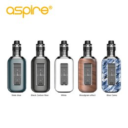 Wholesale Arc Touch - Newest Authentic Aspire Skystar Revvo kit 210W Skystar Mod with revolutionary ARC Revvo tank 1.3 inch touch screen 100% originial
