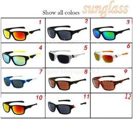 Wholesale Multi Buy - Hot Selling Time Limited Buying Men's Sunglasses Jupiter Squared Sunglasses Colored lenses 100% 10piece order Free shipping