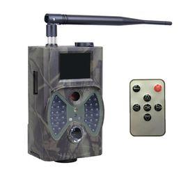 Wholesale Hunter Cameras - HC300M 940NM Hunting Trail Camera HC-300M Full HD 12MP 1080P Video Night Vision MMS GPRS Scouting Infrared Game Hunter Hunting Camera