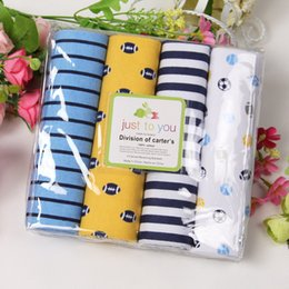 Wholesale Grass Green Bedding - Wholesale-4 pieces  lot 100% cotton Receiving Blankets fashion 8 styles baby blanket swaddle blanket baby bed sheet toddler's bedding