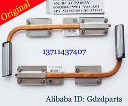 Wholesale Hp Tm2 - coole for HP TM2 TM2-1000 cooling heatsink 592969-001
