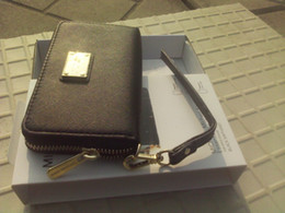 Wholesale Original Leather Handbags - High quality ladies handbags leather purse leisure fashion pieces zero wallet with original box