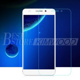 Wholesale Huawei Ascend P6 Screen - Huawei Honor 6 Honor 6 Plus Ascend P6 P7 P8 Tempered Glass Screen Protector Glass Explosion Proof High Quality