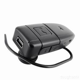 Wholesale Usb Pc Headset - Built-in Memory Bluetooth Headset DVR Mini earphone Hidden Camera digital video Recorder USB Disk PC webcam