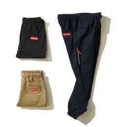 Wholesale Sports Leggings For Men - Fashion tide hip hop dancing pants for men luxury brand vintage casual men sports pants new drawstring male pants free shipping