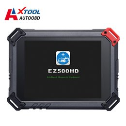 Wholesale Volvo Trucks Update - 2016 Original EZ500 HD Diagnosis System with WIFI EZ500 HD XTOOL EZ500 HD Online Update truck Diagnostic Free Shipping