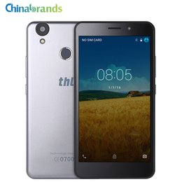 """Wholesale Thl Mobiles - THL T9 Pro Android 6.0 5.5"""" 4G Mobile Phone MTK6737 Quad Core Smartphone 2GB 16GB Fingerprint ID Bluetooth 4.0 GPS Dual SIM Cell"""