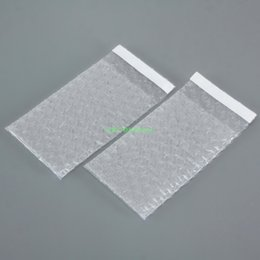 "Wholesale Sealed Envelopes Bubble - 100 PCS All Sizes Air Bubble Envelopes Wrap Bags Self Sealing Clear Plastic Packing Pouches Width 2.5"" to 6.7"" Length 3"" to 8.7"""