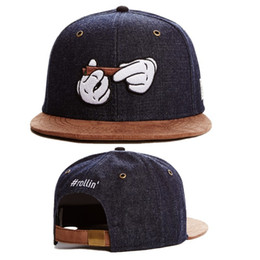 Wholesale Money Hats - Cayler and Sons snapback hats TRILLEST ROLLIN HAND ROL BIGGIE MONEY ,classic men women skateboard adjustable basketball caps wholesale