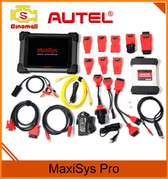 Wholesale Hyundai Automatic Cars - Genuine Autel diagnostics Scan Tool MaxiSys Pro Car Automatic Tools Wi-Fi updates