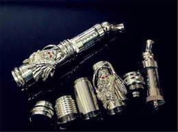 aspire atlantis mega Promotion Aspire Atlantis Azrael Mécanique MOD Vaporisateur Pen Batterie Atomiseur Rebuildable Astucieux Argent Aspire Atlantis Mega Sub Ohm Tank Atomiseurs