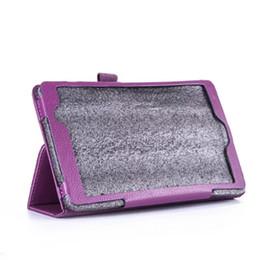 G pad film online-100 stücke business pu ledertasche für lg g pad x 8.0 v525 v521wg 8 zoll tablet + displayschutzfolie