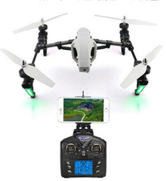 Wholesale Wltoys Rtf - WLtoys Q333 - A WLtoys Q333 - B RC Quadcopter WiFi FPV 4CH 6 Axis Gyro RC Quadcopter With hD Camera RTF Aircraft RC Drone