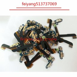Wholesale One M7 Dock - 2pcs good quality For HTC One M7 M8 E8 M9 M9 Plus M9+ charge charger charging port connector USB dock microphone board Flex