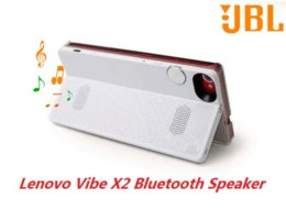 Wholesale Lenovo Mobiles Covers - free shipping original lenovo vibe x2 speaker BSX200 bluetooth speaker lenovo x2 Pro speaker Hi-fi sound lenovo vibe x2 cover
