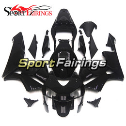 Wholesale f5 body - Full Injection Plastics ABS Gloss Black New Body Covers Fairings For Honda CBR600RR F5 03 04 Year 2003 2004 Motorcycle Fairing Kit Cowling