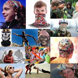 Bekleidung Zubehör Magie Stirnband Outdoor Sports Neck Warmer Gesicht Maske Bike Kopf Schal Schals Camouflage Masken Eine GroßE Auswahl An Modellen Masken