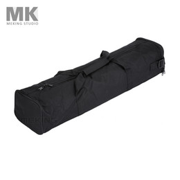 Wholesale Bags For Tripods - Wholesale- Meking 80cm 32in bag Photo studio Equipment Padd Zipper case for Light Stand Umbrella tripod photographic shooting carrier