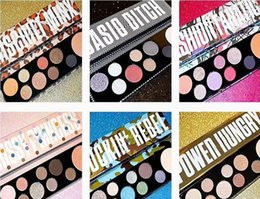 Wholesale Dhgate Girls - New makeup palettes Girls Collection 9 color eyeshadow palette makeup palettes Free shipping dhgate vip seller