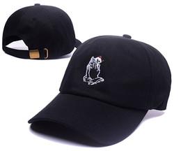 Wholesale Men Sun Visor Hat - 2016 New fashion visor cap Snapback baseball Caps for men women snapbacks Sports hip hip bones gorra brand sun hats dropshipping wholesale