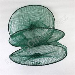 Wholesale Dip Nets - Wholesale-High Quality per Nylon Fishing Net Cage Crab Fish Crawdad Shrimp Minnow Fishing Bait Trap Dip Net Cage