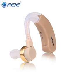 Wholesale Amplifier Professional - Professional Behind the Ear Sound Amplifier Device S-139 auriculeares for the deaf