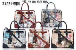 Wholesale Korean Suits Shoulder Women - New designer suit design retro female Korean handbag shoulder bag handbag messenger bag.