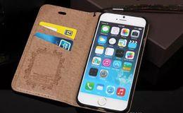 Canada Vente chaude De Luxe Noble Portefeuille En Cuir Flip Cas Pour iPhone 8 X 7 6 6 s 6 Plus 5 s SE Galaxy S8 S8 Plus S7 S6 bord TPU Couverture Offre