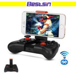 Wholesale Tablet Pc 3d Games - MOCUTE Wireless Gamepad Bluetooth 3.0 Game Controller Joystick for Iphone and Android Phone Tablet PC Laptop and VR 3D Glasses