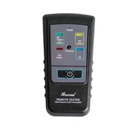 Wholesale 868mhz Remote - New Arrival Original XHORSE Remote Tester for Radio Frequency Infrared 300Mhz - 320hz  434Mhz  868Mhz High Quality