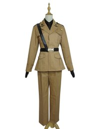 Wholesale Costume Hetalia - Axis Powers Hetalia 2P Italy Cosplay Costume
