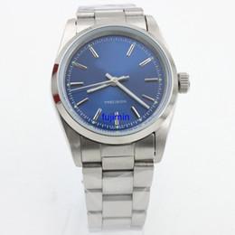 Wholesale Men Luxury Automatic Watch Women - TOP sell 2 colors Rolix luxury brand watch men 116900-71200 AIR-KING 41mm Mans automatic watches A model women wristwatch